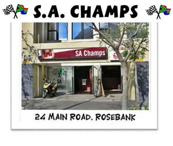 SA Champs | 24 Main Road